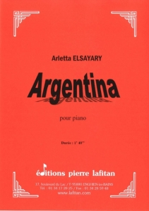 PARTITION ARGENTINA