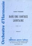OEUVRE DANS UNE CONTRÉE LOINTAINE – ORCHESTRE (CONDUCTEUR SEUL)