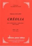 PARTITION CRÉOLIA (SAXHORN BASSE)