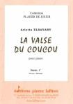 PARTITION LA VALSE DU COUCOU