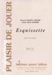 PARTITION ESQUISSETTE (ALTO)