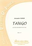 PARTITION TANGO (SAXHORN BASSE)