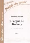 PARTITION L'ORGUE DE BARBERY