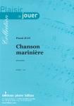 PARTITION CHANSON MARINIÈRE