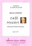 PARTITION CAFÉ MOZART