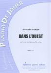 PARTITION DANS L'OUEST (SAXHORN BASSE)