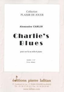 PARTITION CHARLIE'S BLUES (COR)