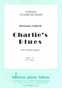 PARTITION CHARLIE'S BLUES (TROMBONE)