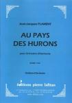 AU PAYS DES HURONS (EXEMPLAIRE HARMONIE)
