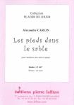 PARTITION LES PIEDS DANS LE SABLE (SAXHORN ALTO)