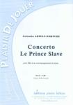 PARTITION CONCERTO LE PRINCE SLAVE