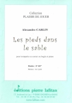 PARTITION LES PIEDS DANS LE SABLE (TROMPETTE)