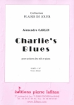 PARTITION CHARLIE'S BLUES (SAXHORN ALTO)