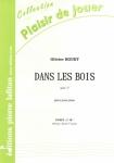 PARTITION DANS LES BOIS (PIANO)