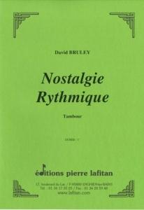 PARTITION NOSTALGIE RYTHMIQUE
