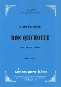 PARTITION DON QUICHOTTE