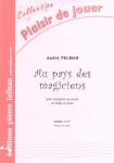 PARTITION AU PAYS DES MAGICIENS (TROMPETTE)