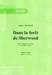PARTITION DANS LA FORÊT DE SHERWOOD (TROMPETTE)