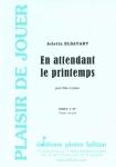 PARTITION EN ATTENDANT LE PRINTEMPS