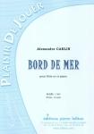 PARTITION BORD DE MER (FLÛTE)