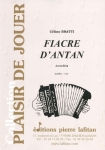 PARTITION FIACRE D'ANTAN