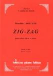 PARTITION ZIG-ZAG (CAISSE CLAIRE)