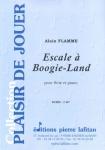 PARTITION ESCALE A BOOGIE-LAND (FLÛTE)