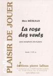 PARTITION LA ROSE DES VENTS (SAX Sib)