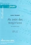 PARTITION AU PAYS DES MAGICIENS (HAUTBOIS)