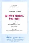 PARTITION LA MÈRE MICHEL, CONCERTO
