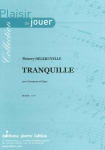 PARTITION TRANQUILLE (XYLOPHONE)