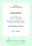 PARTITION LA FILLE DES SABLES (HAUTBOIS)
