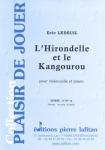 PARTITION L'HIRONDELLE ET LE KANGOUROU (VIOLONCELLE)