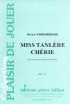 PARTITION MISS TANLÈRE CHÉRIE