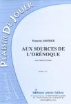 PARTITION AUX SOURCES DE L'ORÉNOQUE