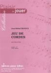 PARTITION JEU DE CORDES (VIOLON)