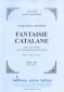 PARTITION FANTAISIE CATALANE