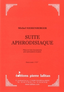 PARTITION SUITE APHRODISIAQUE