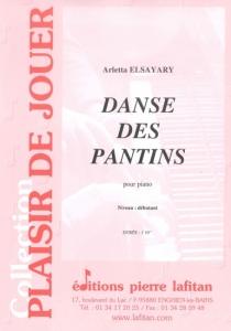 PARTITION DANSE DES PANTINS