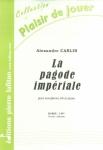 PARTITION LA PAGODE IMPÉRIALE (SAX SIB)