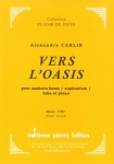 PARTITION VERS L'OASIS (SAXHORN BASSE)