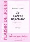 PARTITION LA PAGODE IMPÉRIALE (CLARINETTE)