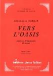 PARTITION VERS L'OASIS (COR)