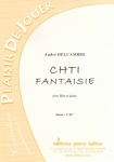 PARTITION CHTI FANTAISIE