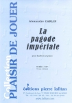 PARTITION LA PAGODE IMPÉRIALE (HAUTBOIS)