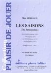 PARTITION LES SAISONS (COR DES ALPES)