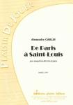 PARTITION DE PARIS A SAINT-LOUIS (SAX ALTO)