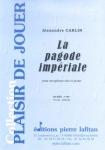 PARTITION LA PAGODE IMPÉRIALE (SAX ALTO)