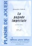PARTITION LA PAGODE IMPÉRIALE (FLÛTE)