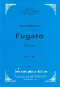 PARTITION FUGATO (ORGUE)